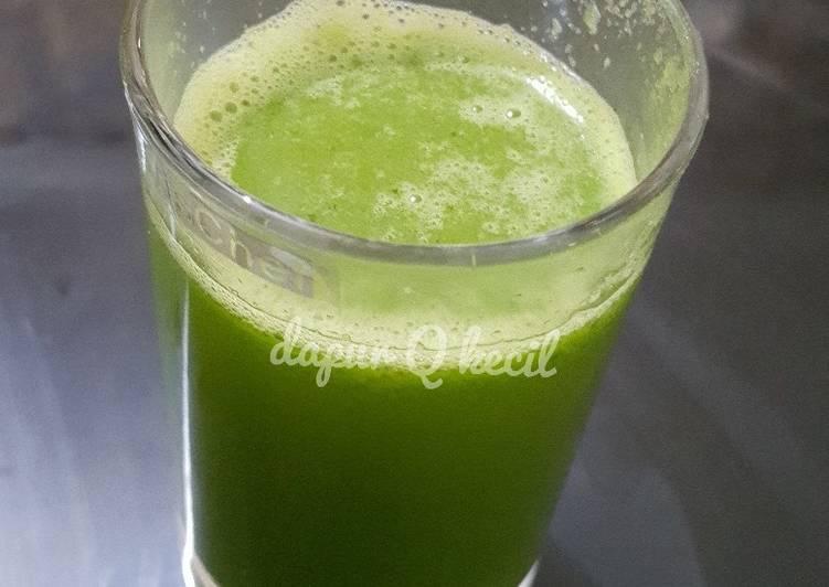 05. Juice Seledri - Apel