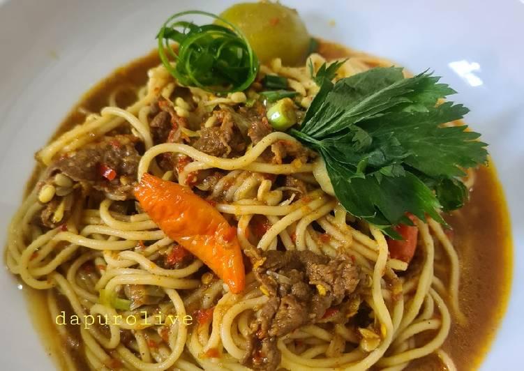 Resep Mie Aceh Yang Simple Lezat