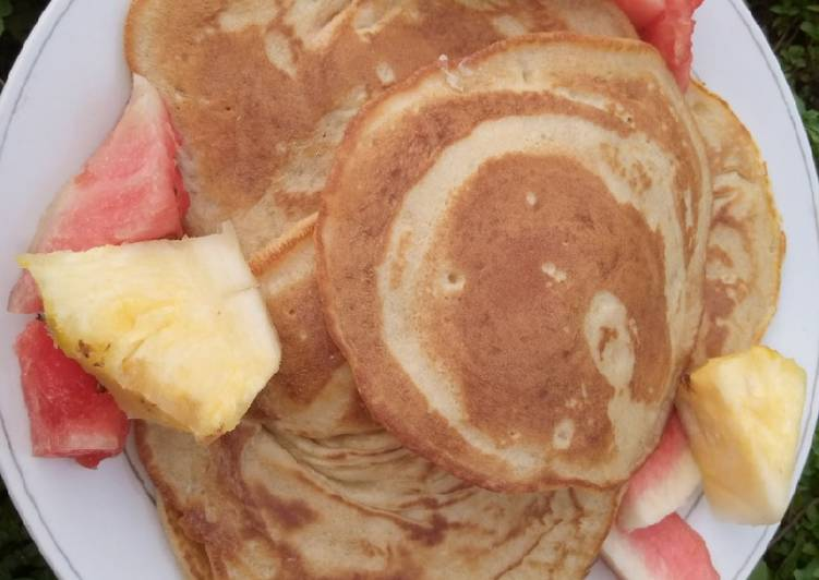 Step-by-Step Guide to Prepare Ultimate Pancakes