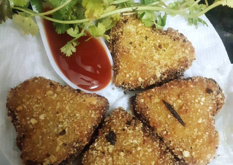 Use Food to Boost Your Mood Cauliflower cutlet