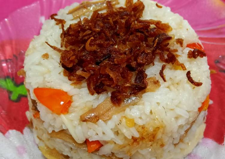 """Resep Nasi Liwet """"Rice Cooker"""", Bikin Ngiler"""