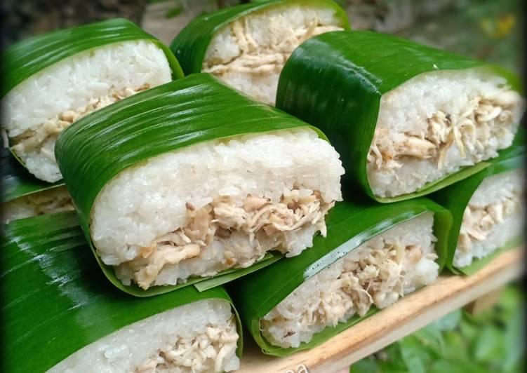 Resep Lemper Ayam Oleh Sari Puspa Cookpad