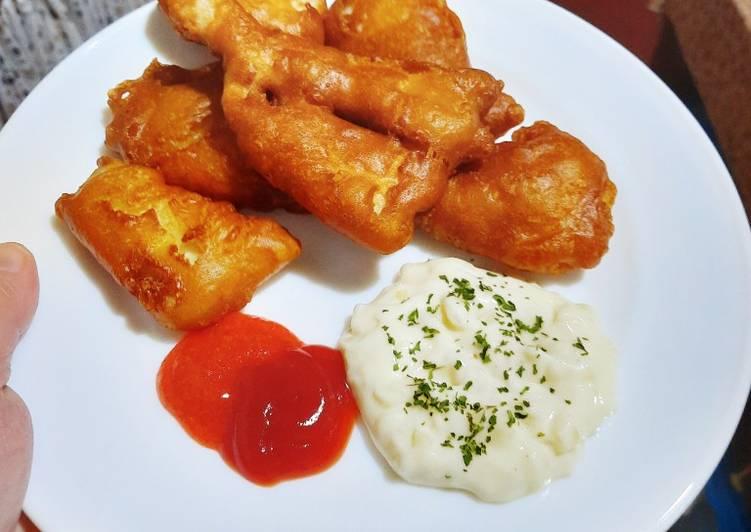 Fish Chips (Ikan Dori)