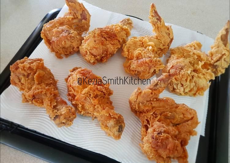 Step-by-Step Guide to Prepare Award-winning Kezia Fried Chicken (Ayam Goreng Crispy)