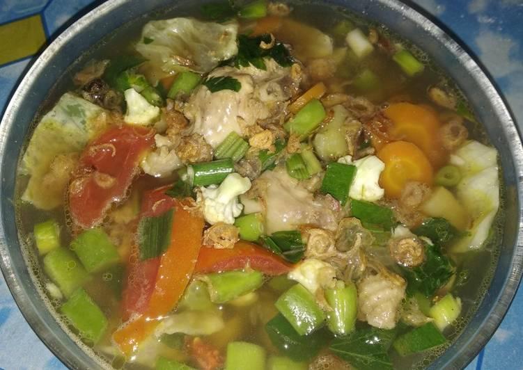 Sop Ayam Rempah
