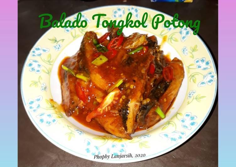 Balado Tongkol Potong