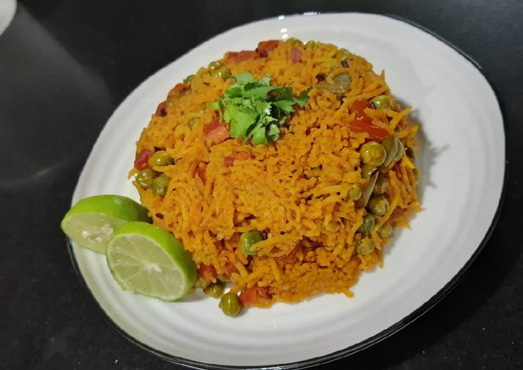 15 Minute Easiest Way to Make Royal Veg cooker biryani