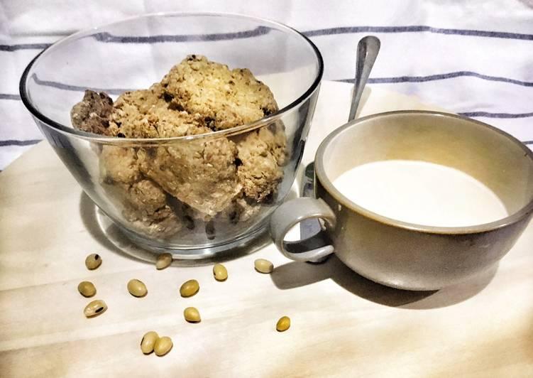 Cookies ampas kedelai (okara)