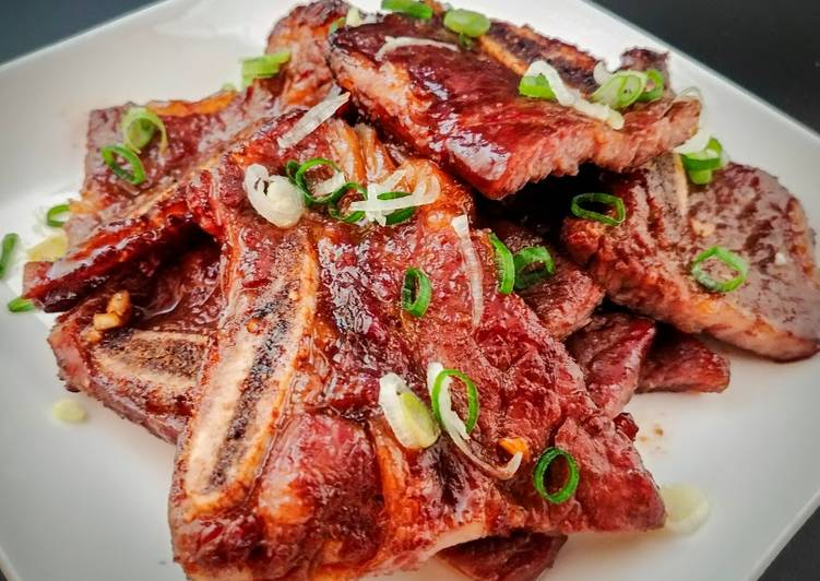 Asian Flavored Ribs