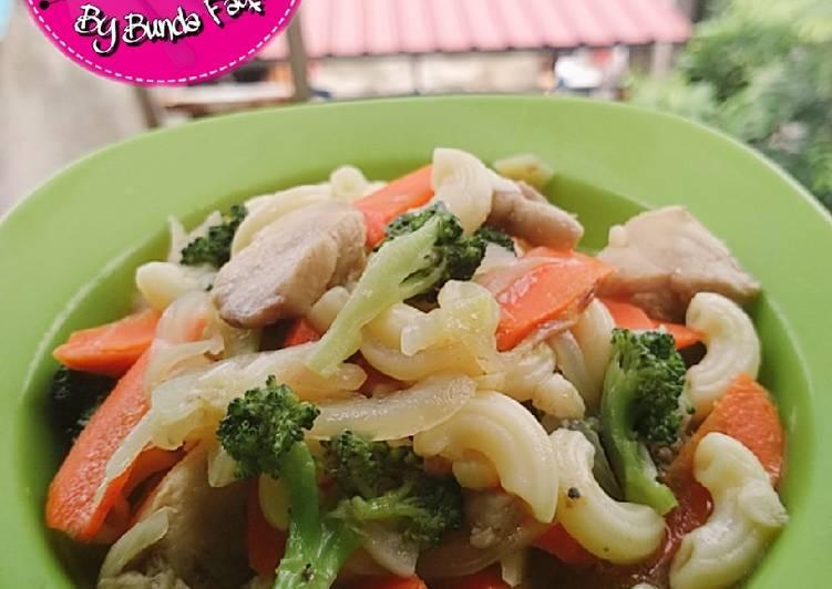Resep Capcay ayam sayur Yang Mudah Dijamin Sedap