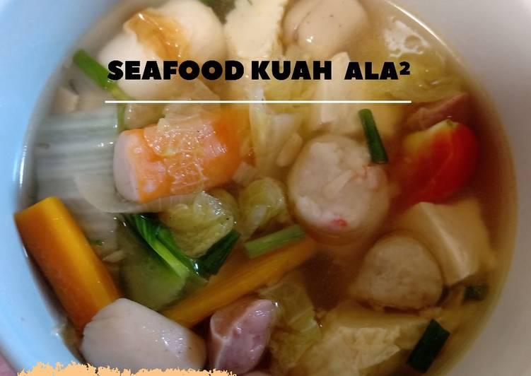 Seafood Kuah Ala²