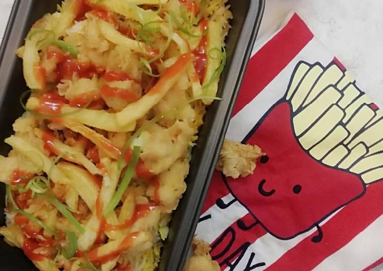 Recipe: Perfect KFC ARABIAN RICE #CookpadApp #Ricecomeptition