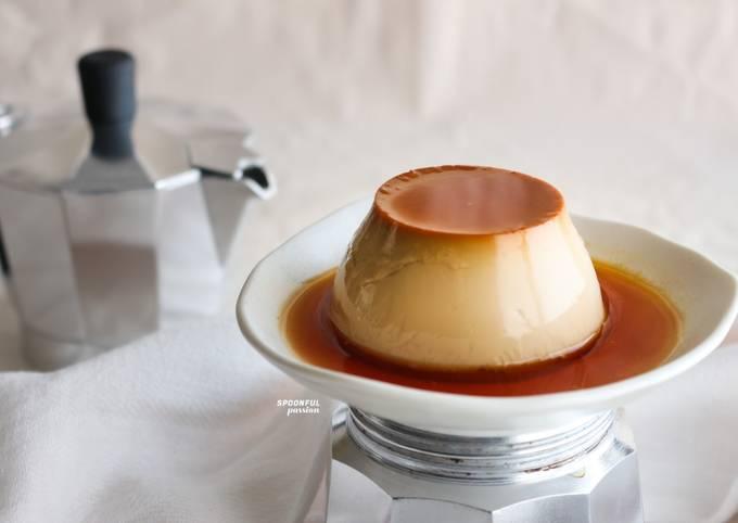 Coffee Crème Caramel