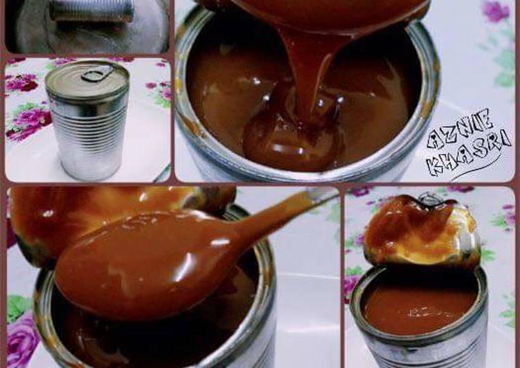 Dulce de deche (krimer caramel)