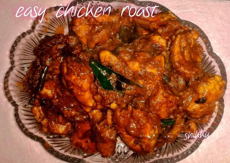 Easy chicken roast Choosing Wholesome Fast Food