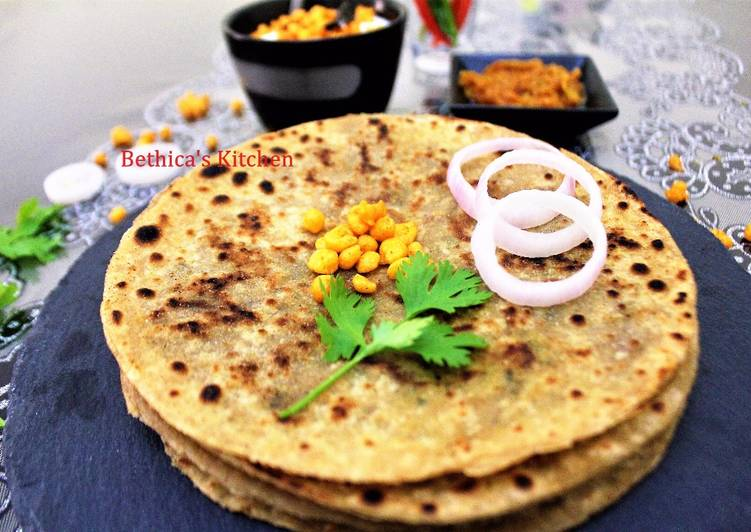 What are some Dinner Easy Refreshing Shalgam Ka Paratha