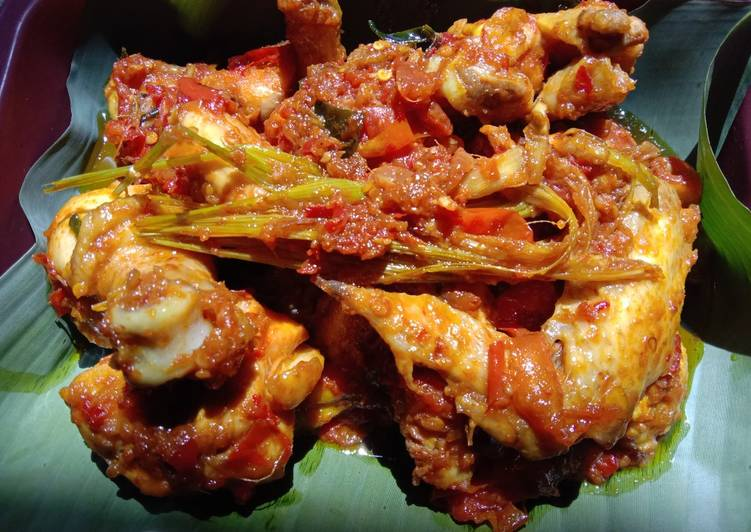 Ayam bumbu Bali
