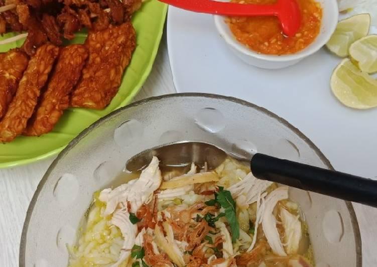 Panduan Buat Soto Ayam Semarangan 5 Langkah Yang Enak
