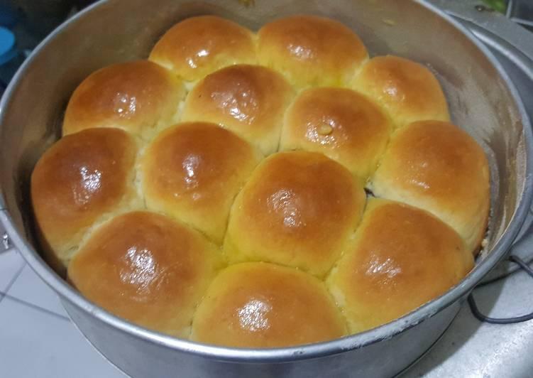 Resep Roti Sobek Lembut (Simple) oleh Chriesta Maay Rumbewas - Cookpad