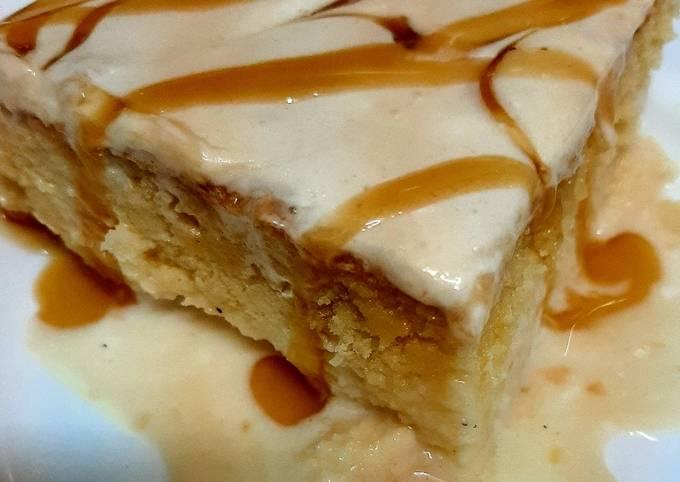 Milk cake (tres leches)😊#cookpad