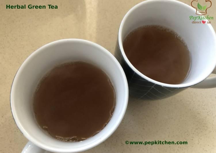 Grandmother's Dinner Ideas Cooking Herbal Green Tea