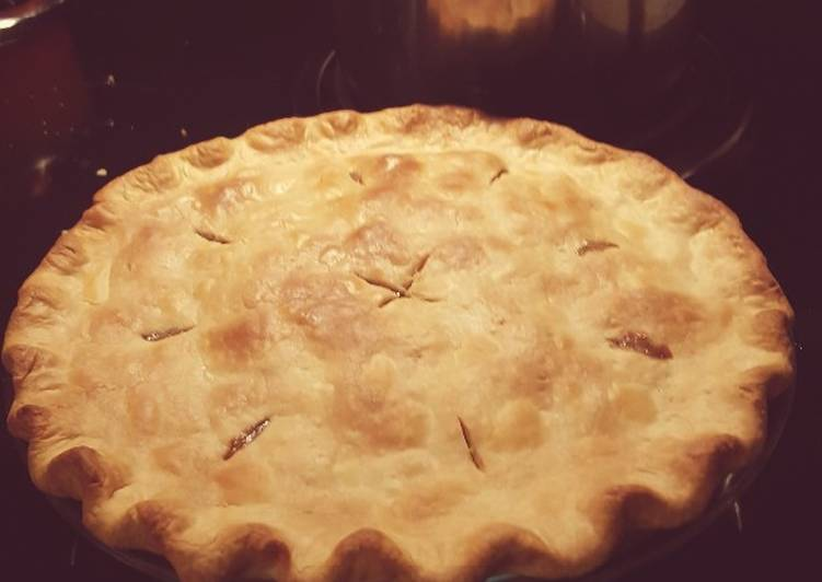 Recipe of Award-winning Meat Pie