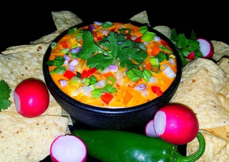 How to Prepare Tasty Mike's Southwestern Chili Con Queso Dip