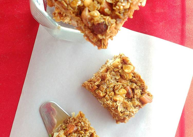 Quick energy bar