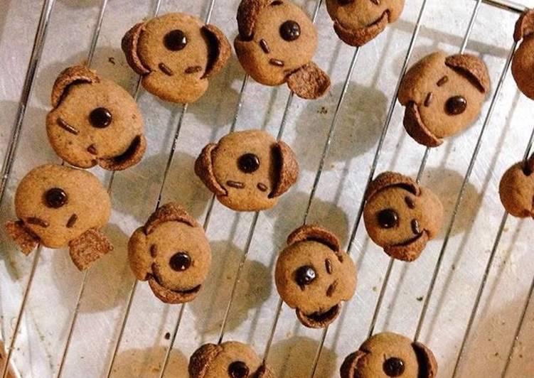 Millo cookies doggies