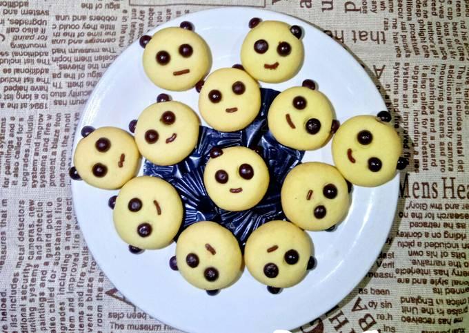 🌸Panda Cookies / Kukis Panda