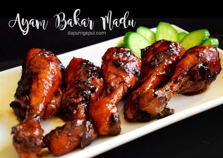 Resep Ayam Bakar Madu Oleh Amalia Dapurngepul Com Cookpad
