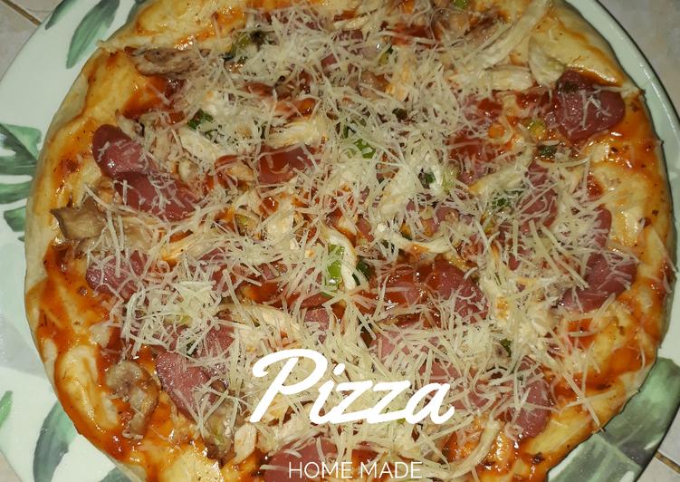 Langkah Mudah untuk Menyiapkan Pizza Teflon yang Sempurna