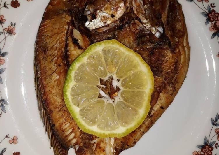 Recipe of Award-winning Grilled 'Chambo'