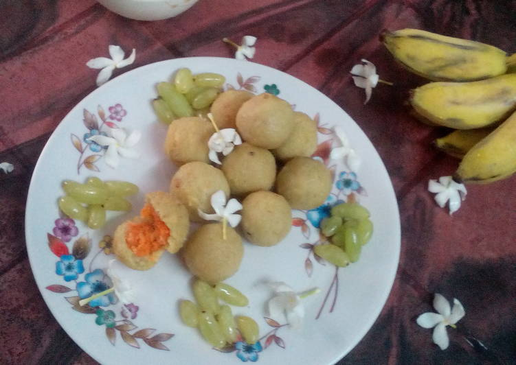 Simple Way to Prepare Favorite Green grapes laddo