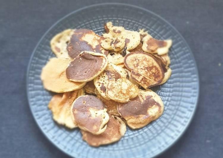 Recette Appétissante Pancake banane