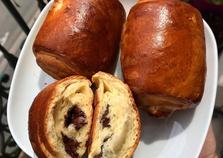 Comment à Faire Fait maison 🍫 Petits pains aux chocolats 🍫