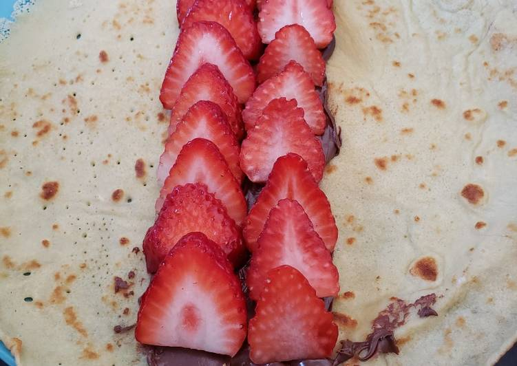 Holmestead Cookin': Super-Simple Crepes