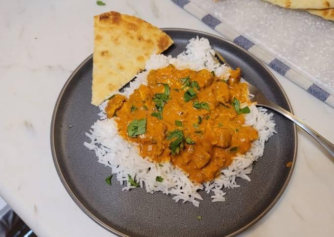 Recipe of Favorite Chicken Tikka Masala
