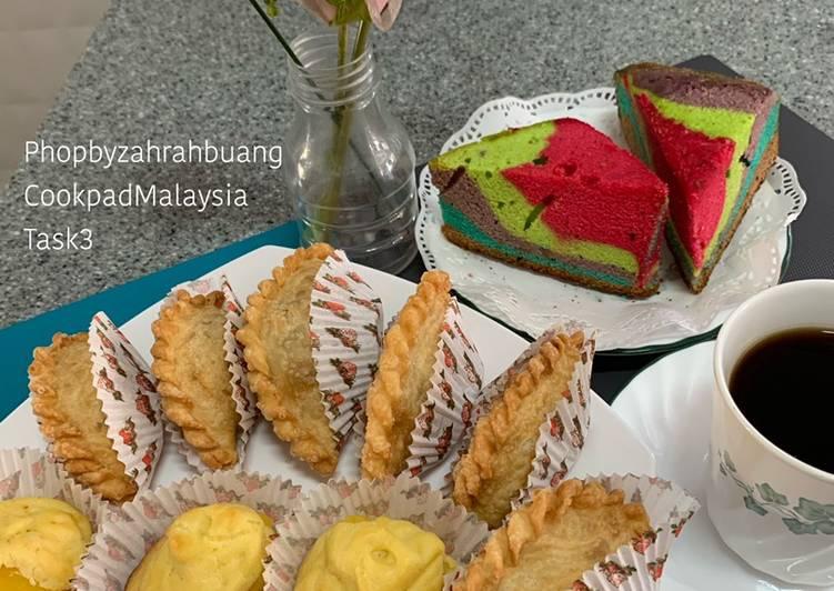 Pastry dan Kopi - resepipouler.com