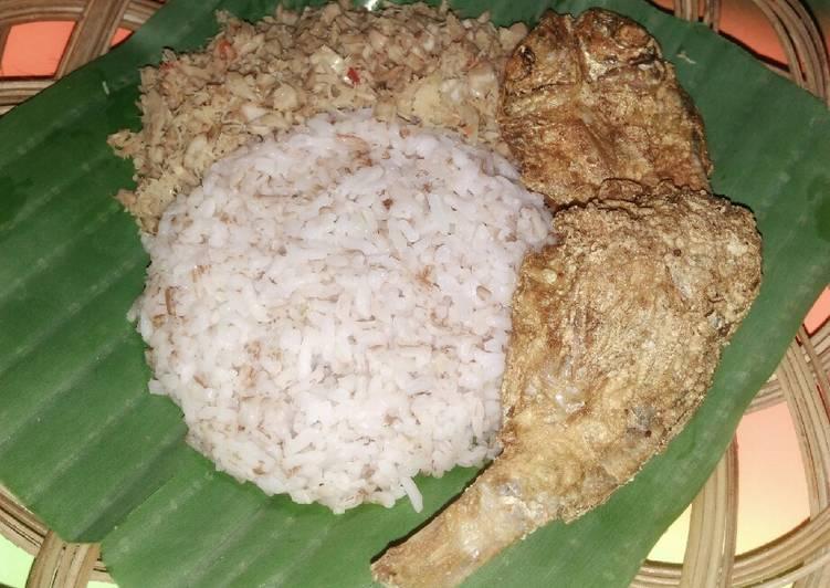 Nasi Megono Pekalongan #Pekaninspirasi