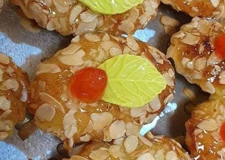 Recette Parfait Gâteaux aux noix de coco