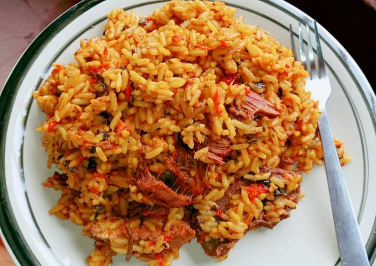 Concoction rice