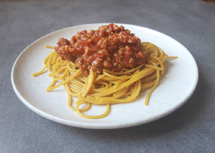 How to Prepare Perfect Sauce bolognaise express