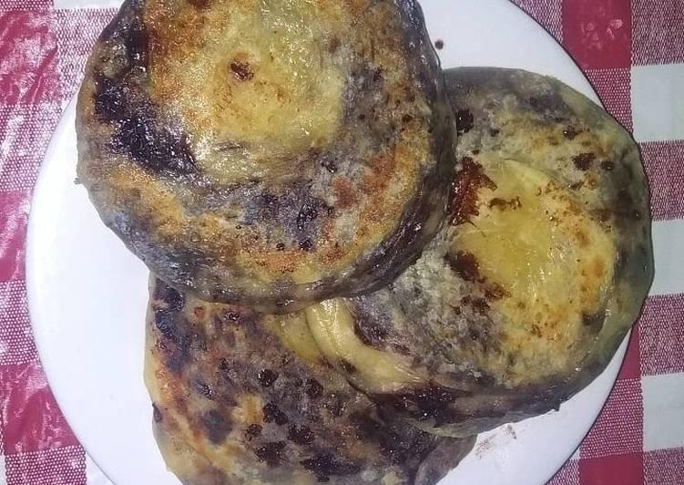 Cara Membuat Simple Maryam bread enak dan mudah