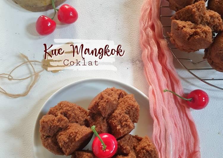 Resep Kue Mangkok Coklat