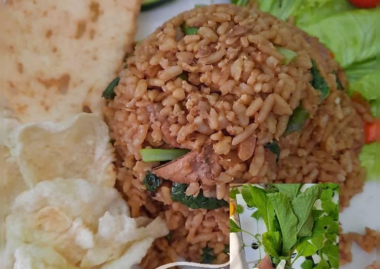 Nasi Goreng Tuna Lombok Ijo