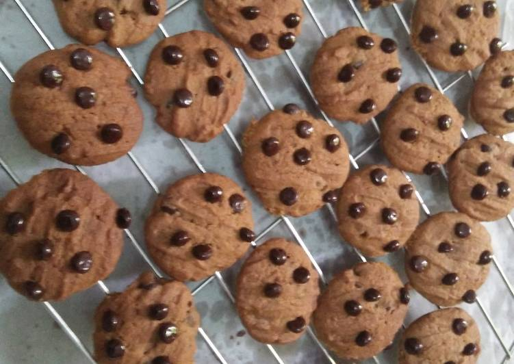 Good time cookies with palm sugar