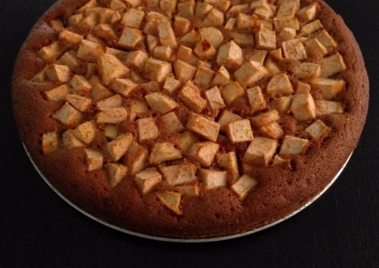 Apple Cake with a Dutch touch