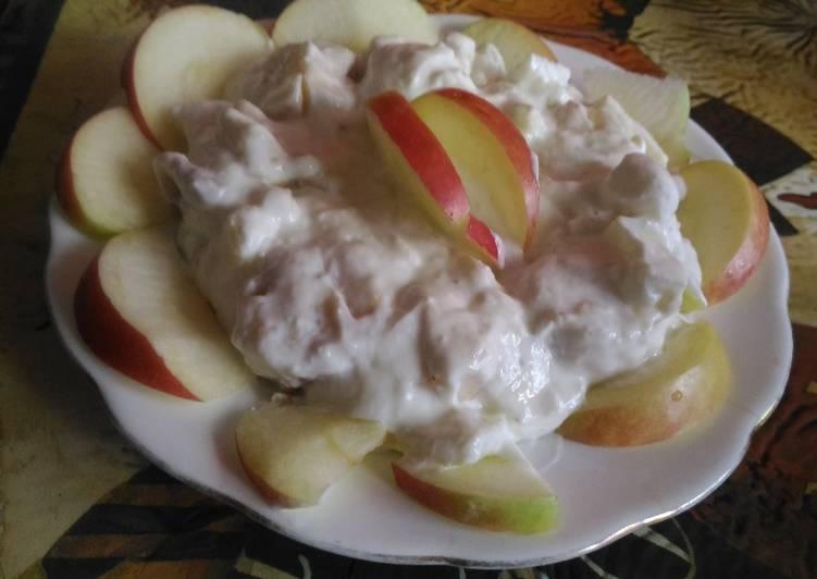 Easy Recipe: Perfect Apple caesar salad