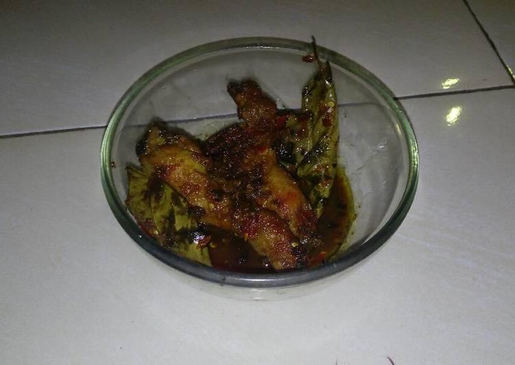 Ayam kecap pedas manis mini